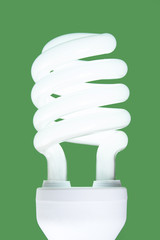 Energy saving fluorescent light