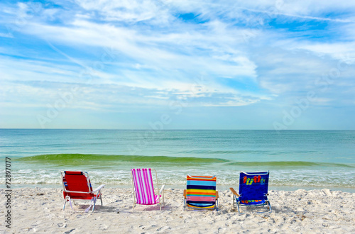 Beach Chairs - 72897077