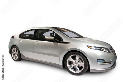 Electric Car - 72898449