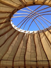 yurt roof window