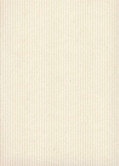 Blank cardboard paper with stripes
