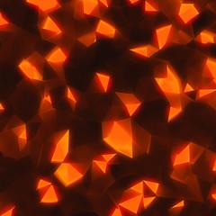hi-tech abstract geometric shining background
