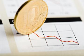 Ruble exchange rate on international stock exchanges.