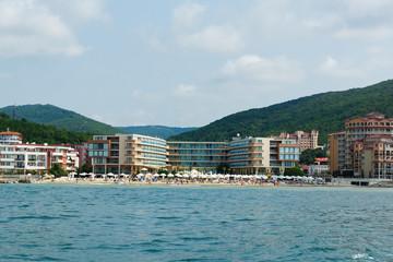 coastline beach
