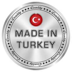 Made in Turkey (Silver & Sparkle)