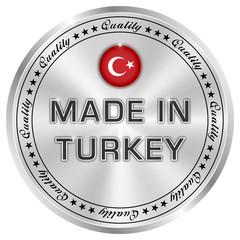 Made in Turkey (Silver & Sparkle)