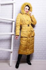 верхняя, зимняя  одежда