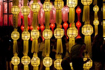 noun,lamp,Loy Kratong festival