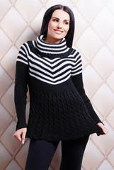 свитер, зима, мода