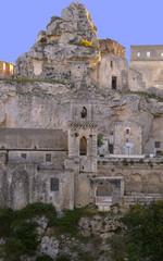 """View of Matera """"Sassi"""" - Matera, Italy"""