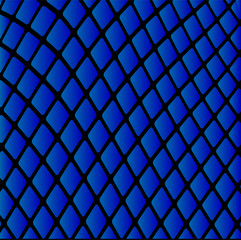 Abstract vector blue pattern background