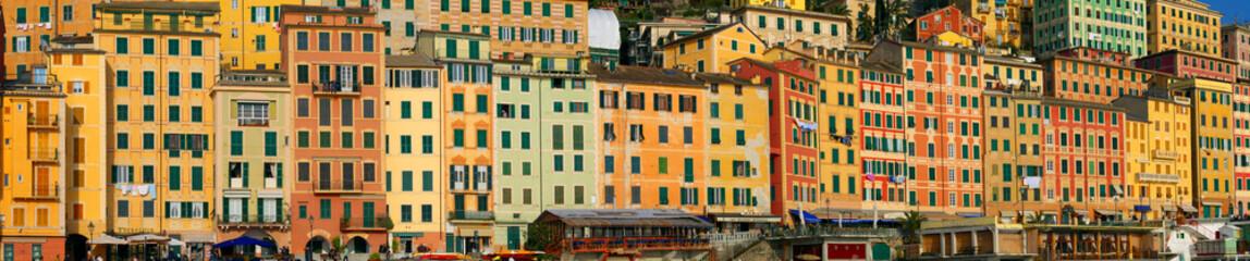 Viaggio in Liguria, Camogli