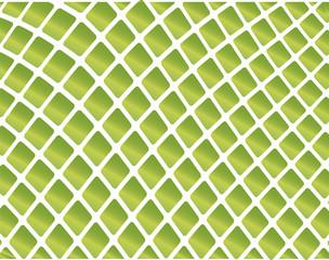 Green grid stripe background