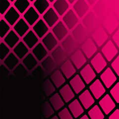 Purple wavy background with grid