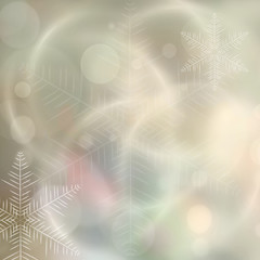 Abstract soft colored christmas background