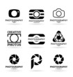 Постер, плакат: Vector Icons For Photographers 6
