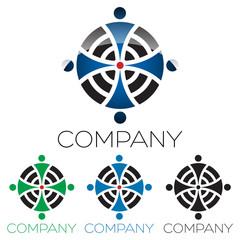 Social Team Network symbol