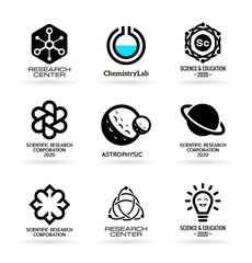 Science icons (4)