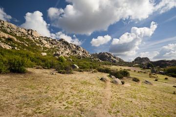 La Gran Cañada en La Pedriza