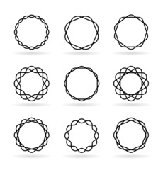 Geometric templates for your ideas (3)