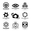 Постер, плакат: Vector Icons for Photographers 7