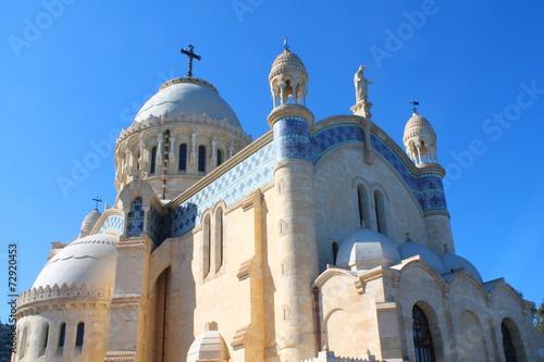Basilique Notre Dame d'Afrique, Alger