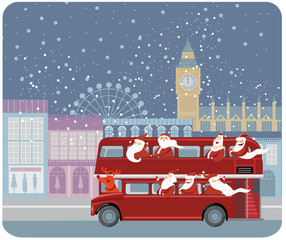 Christmas spirit is coming to London