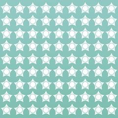 Estrellas en verde