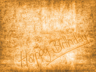 Happy Birthday -Hintergrundbild-Vorlage...