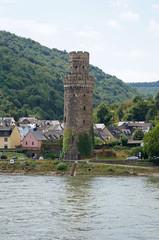 Tour dans la valllée du Rhin