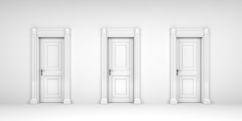 Türen, Tor, Entscheidung, Wahl