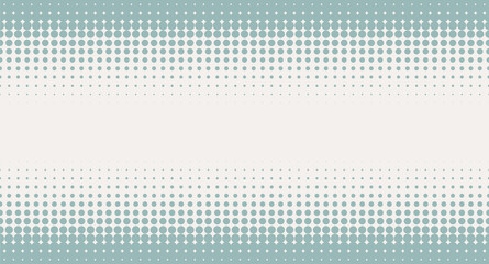 Seamless halftone background