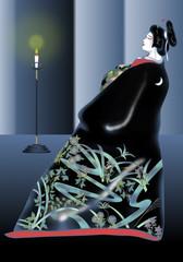 由縁の月 歌舞伎