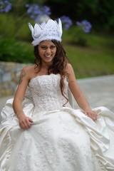 Sposa reginetta