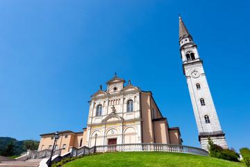 Church of Monte di Malo - Vicenza Italy
