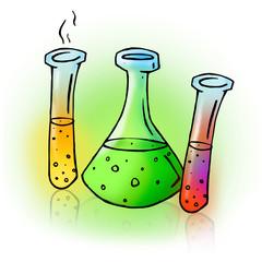 Experiment tubes