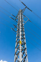 Lattice Tower for 115 kV  transmission lines