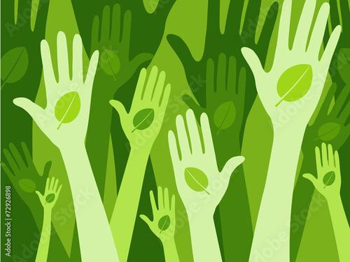 Living green concept - 72926898