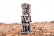 Ancient Maya Statue - 72927432