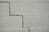 Foundation crack - 72928624