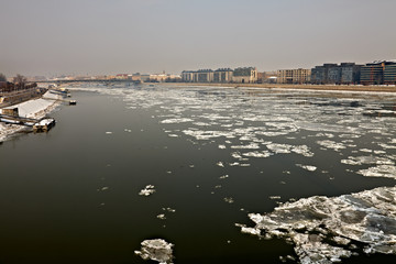 Winter Danube