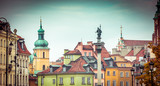 Warsaw Old Town Square - 72929040