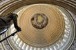 Dome inside of US Capitol, Washington DC - 72929465