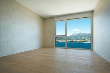 Apartment, empty room