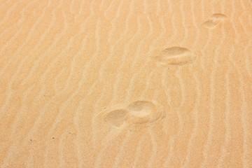 Beach sand in Crete