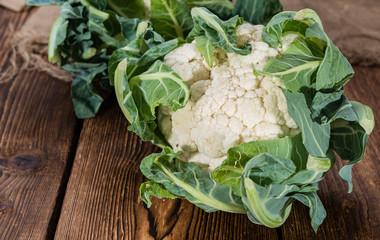 Portion of Cauliflower