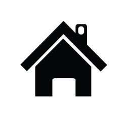 home icon vector white graphics