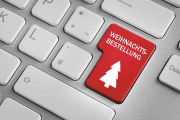 Weihnachtsbestellung Online