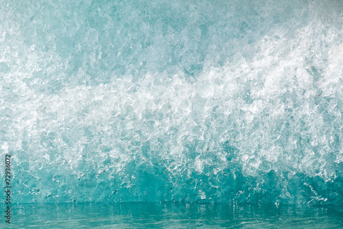 Keuken foto achterwand Gletsjers Iceberg