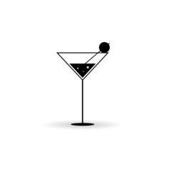 drink black vector